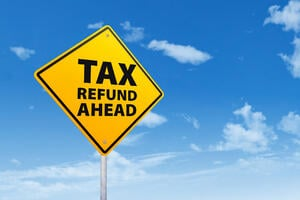 New England Title Real Estate | Tax Refund