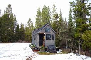 New England Tiny House